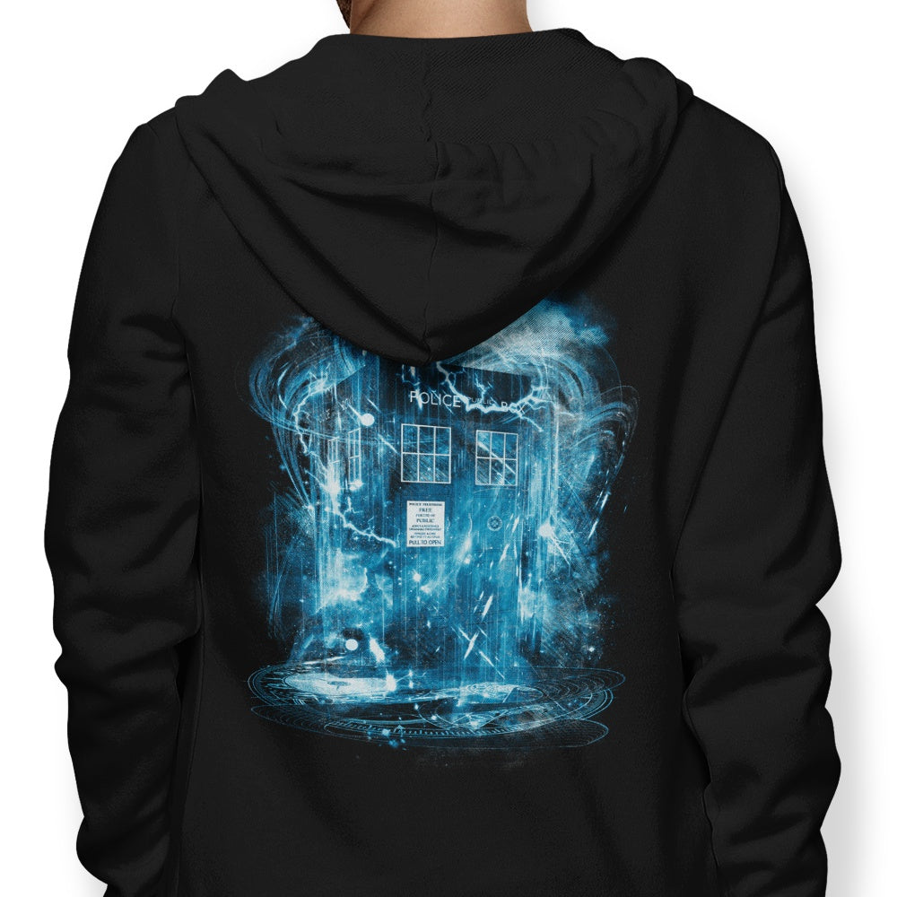 Space and Time Storm - Hoodie