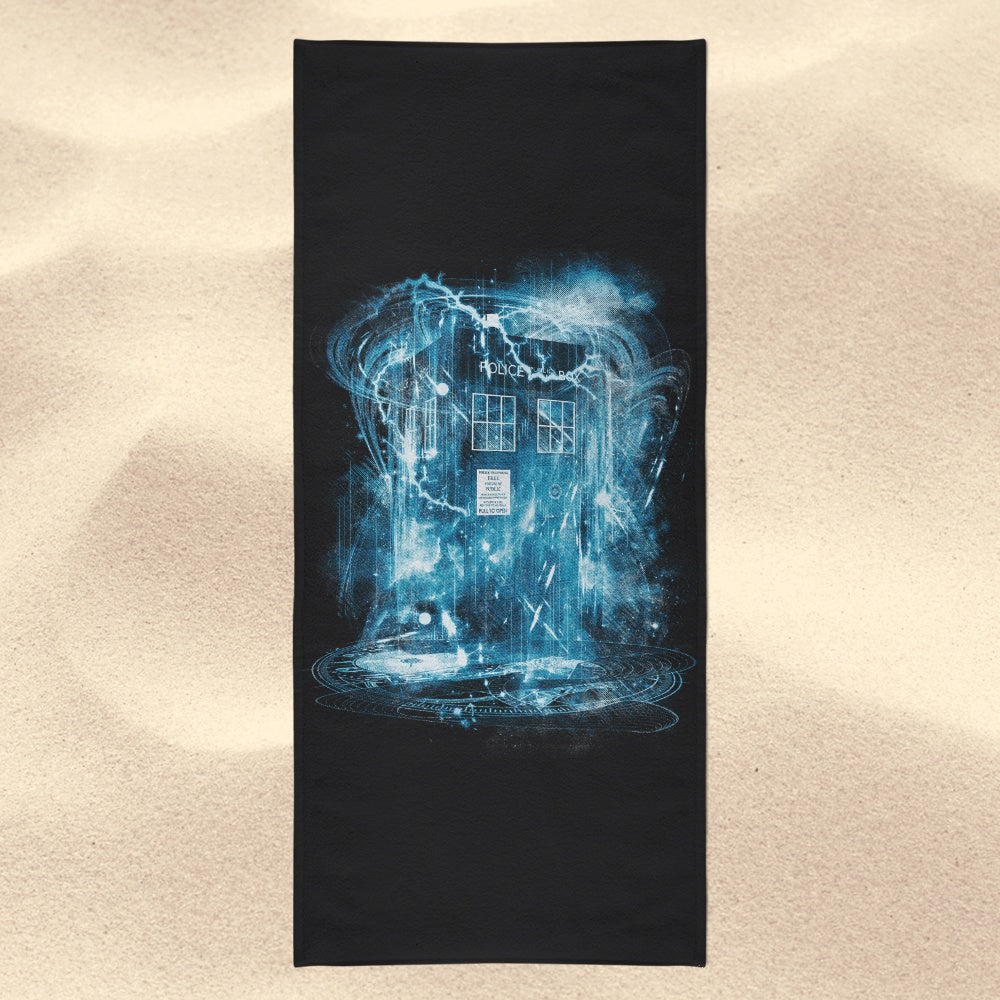 Space and Time Storm - Towel