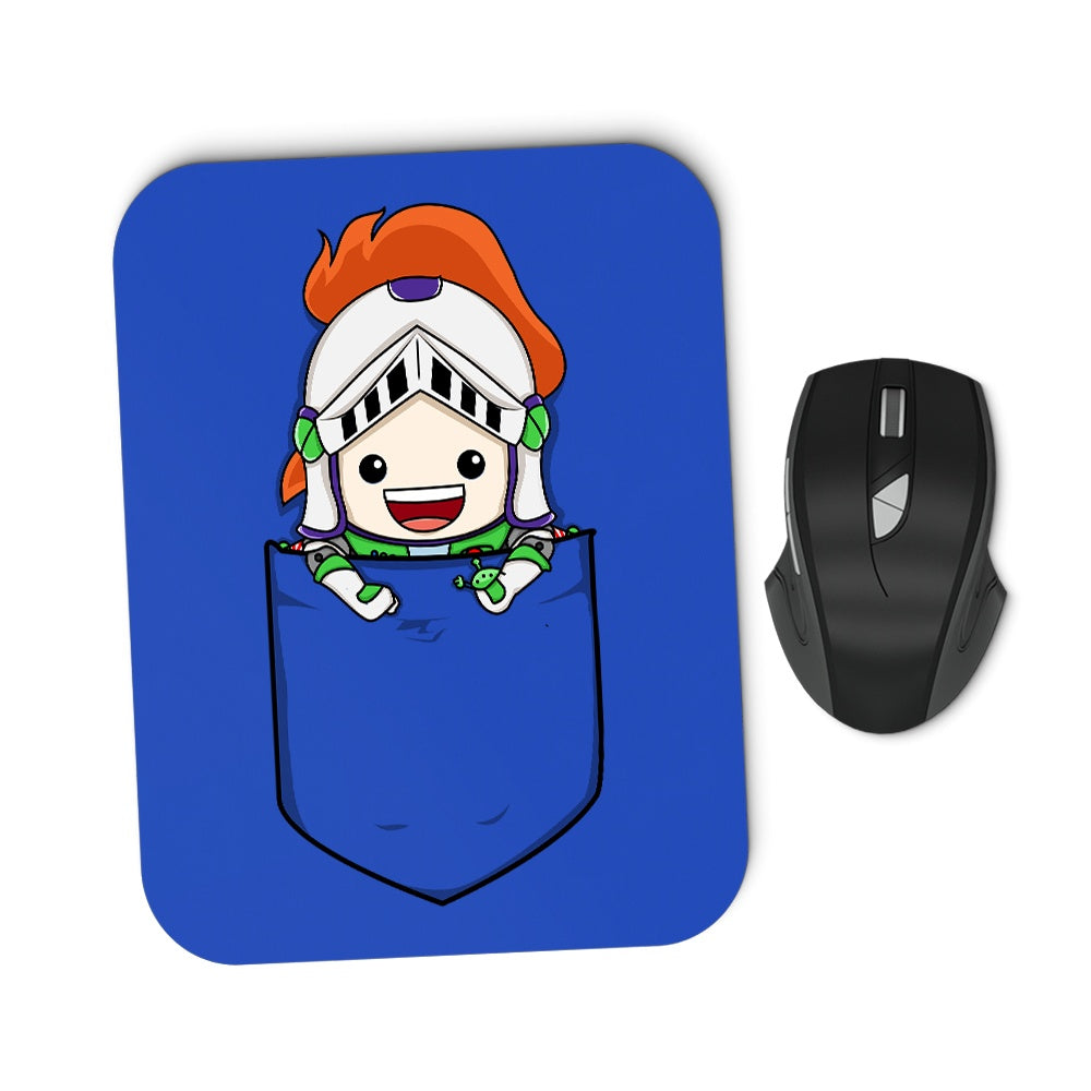 Space Ranger Teerion - Mousepad