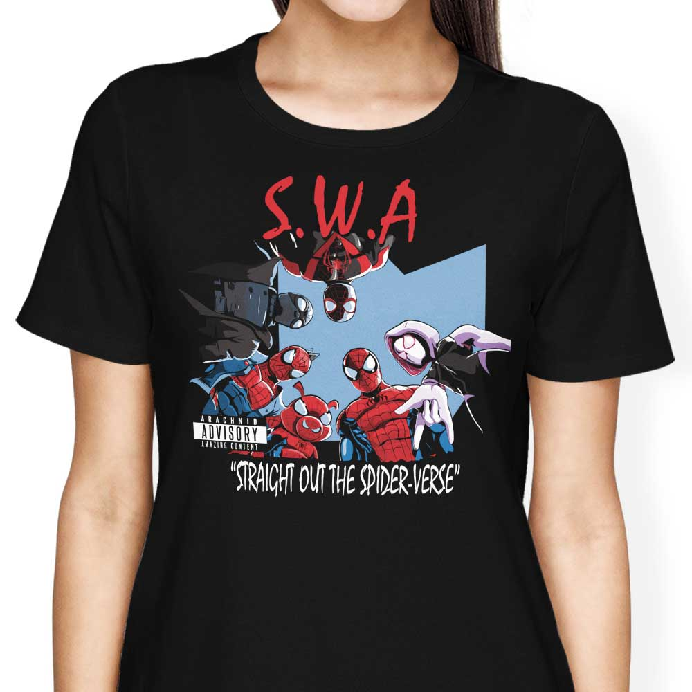 Spiders with Attitude - Women's Apparel