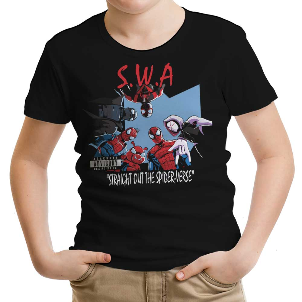 Spiders with Attitude - Youth Apparel