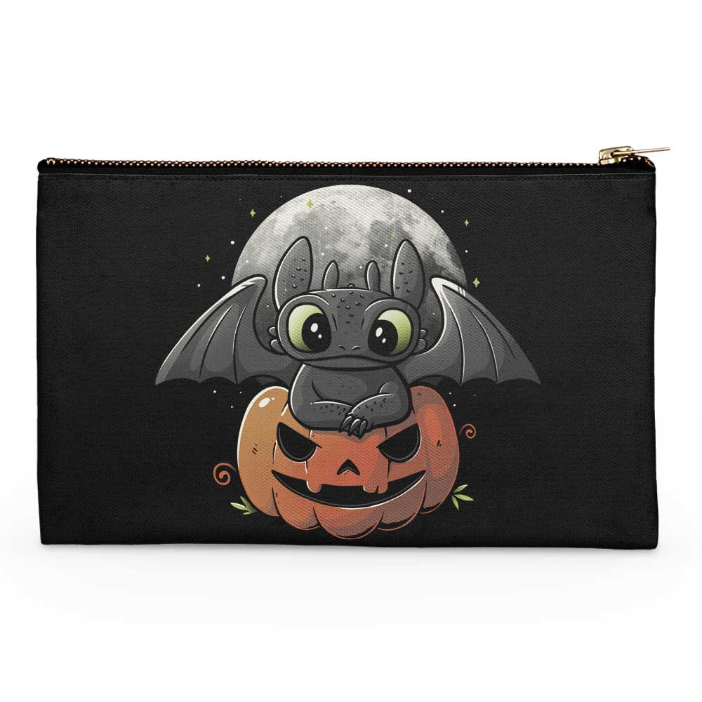 Spooky Dragon - Accessory Pouch