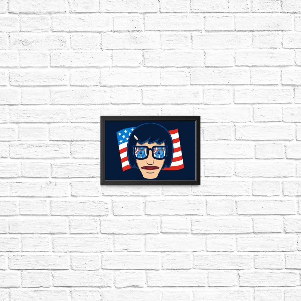 Star Spangled Butt - Posters & Prints