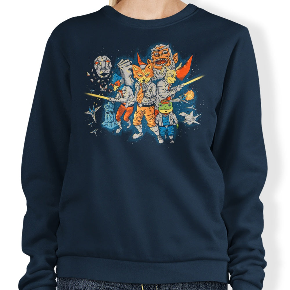 Star Team - Sweatshirt
