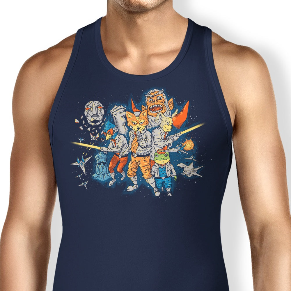 Star Team - Tank Top