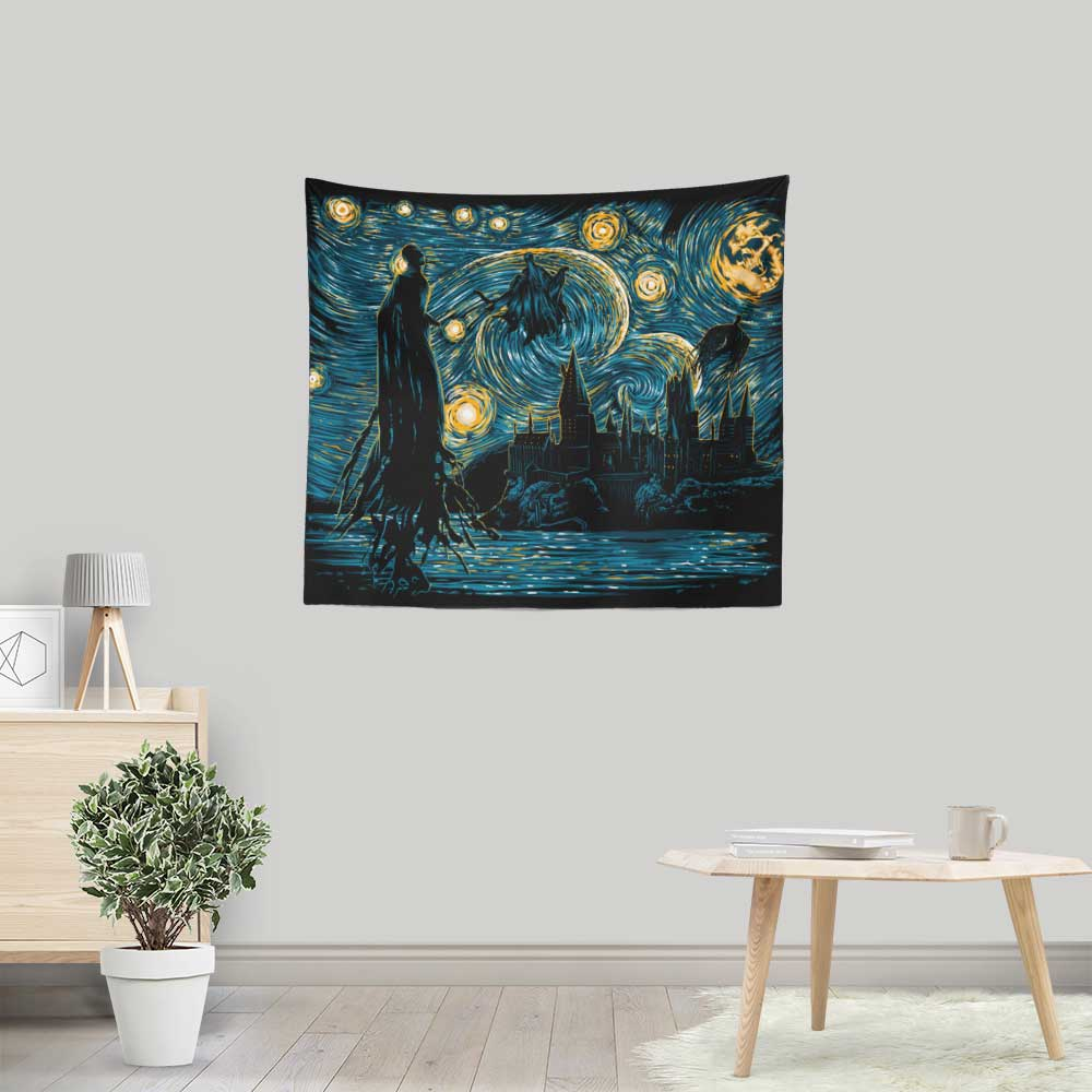 Starry Dementors - Wall Tapestry