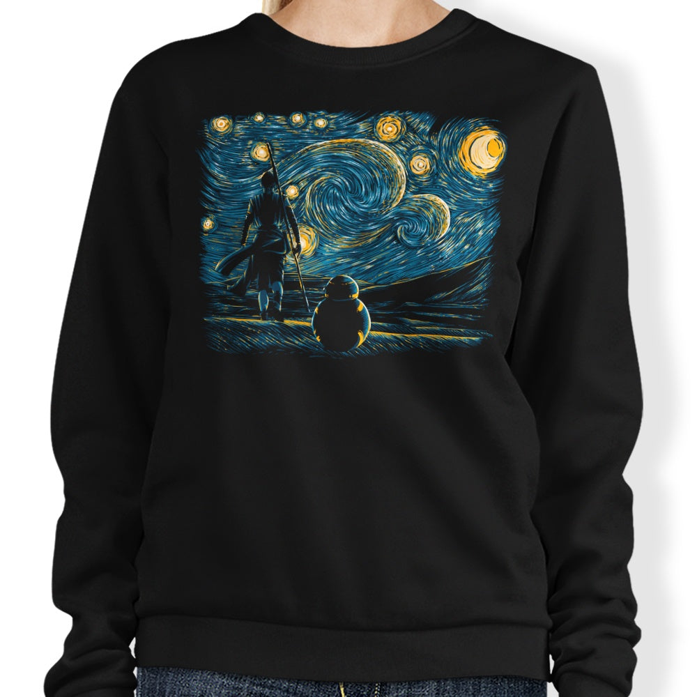 Starry Jakku - Sweatshirt
