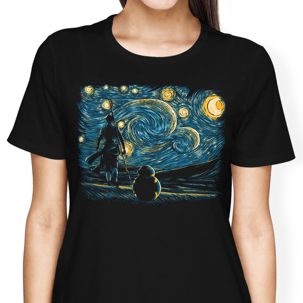 Starry Jakku - Women's Apparel