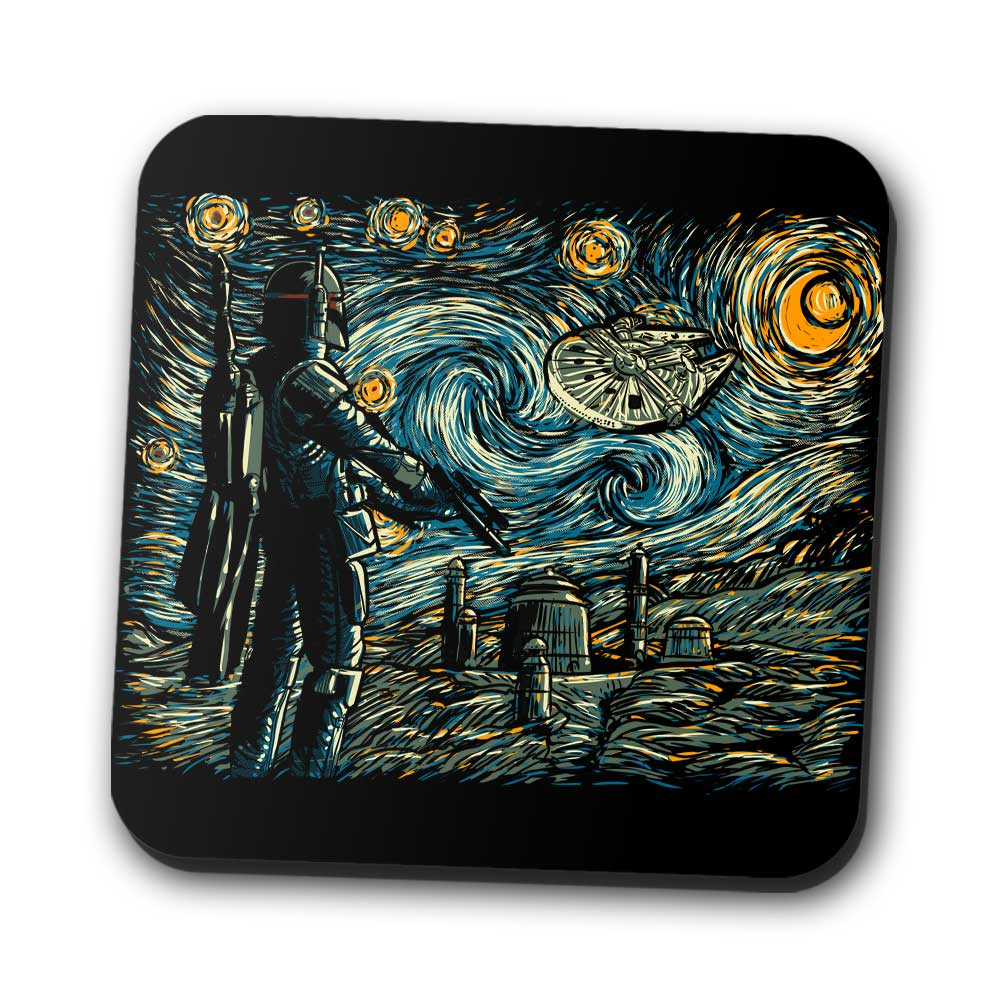 Starry Wars - Coasters