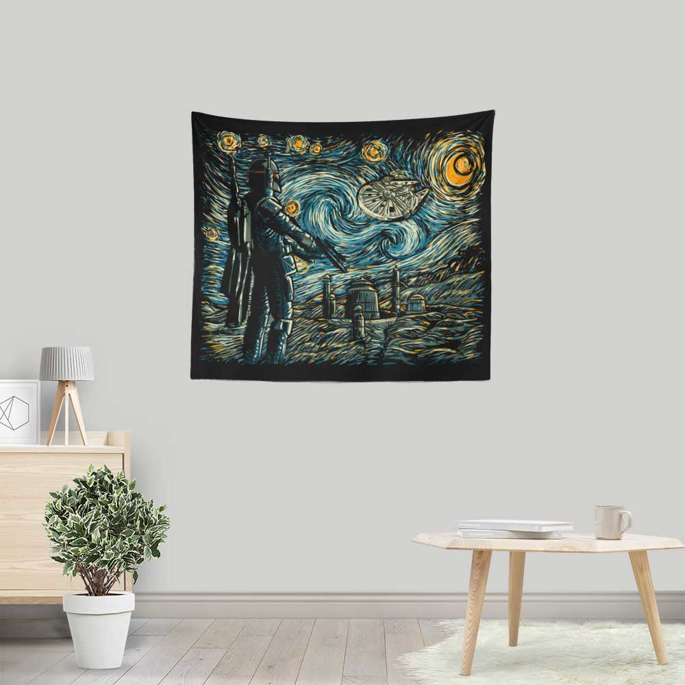Starry Wars - Wall Tapestry