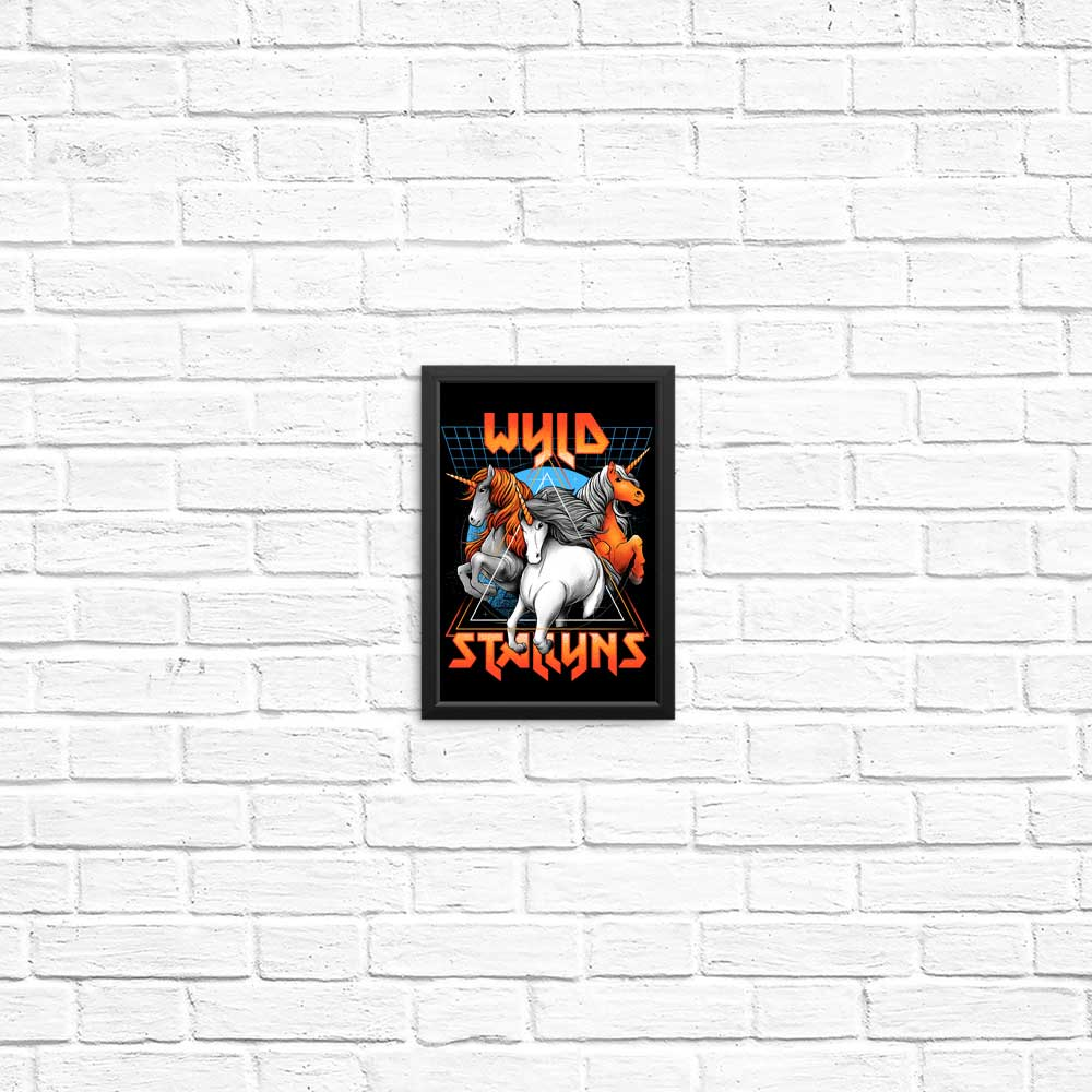 Stay Wyld - Posters & Prints