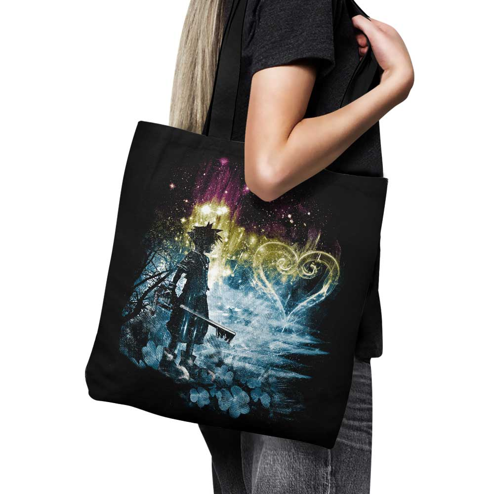 Storm of Hearts - Tote Bag