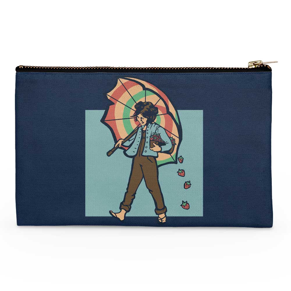 Strawberry Girl - Accessory Pouch