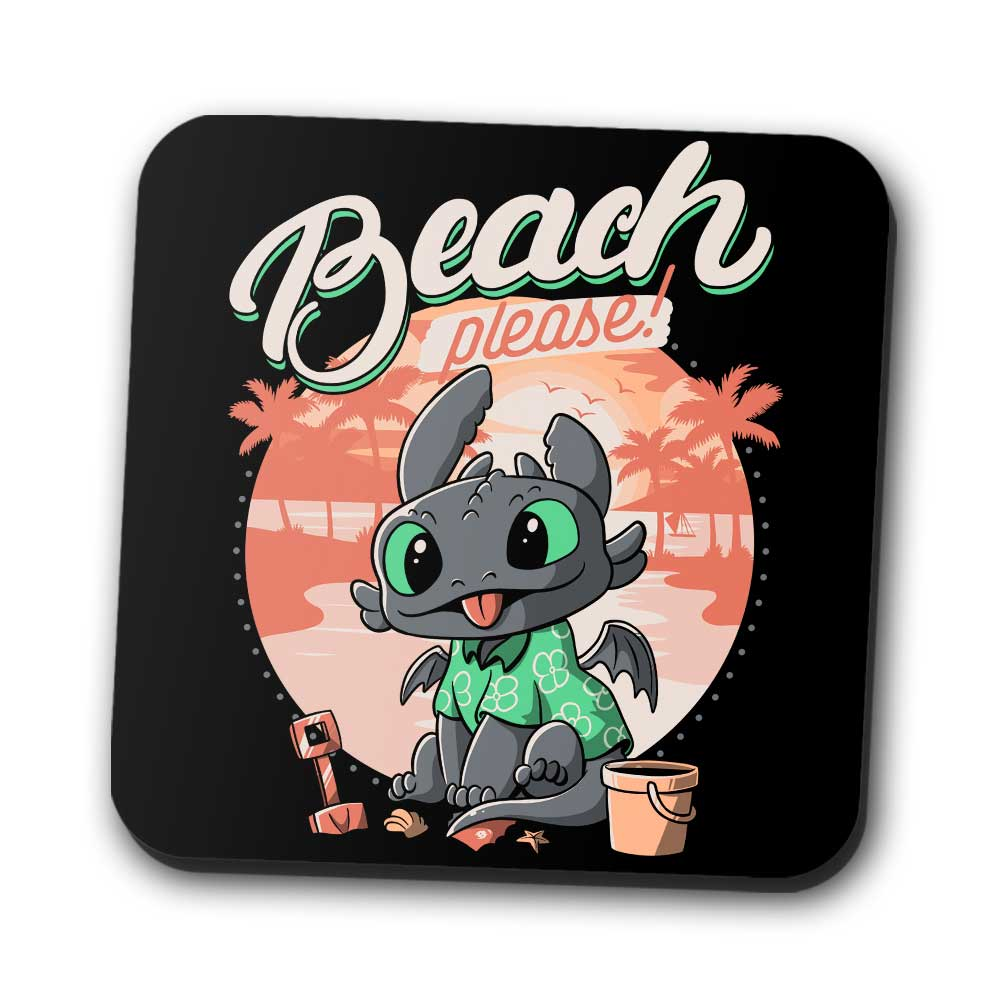 Summer Dragon - Coasters