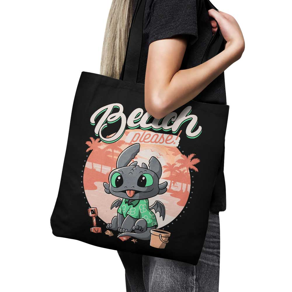 Summer Dragon - Tote Bag