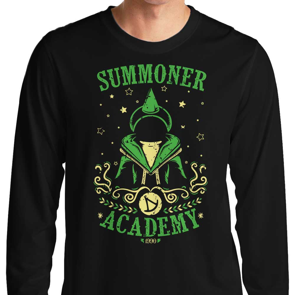 Summoner Academy - Long Sleeve T-Shirt