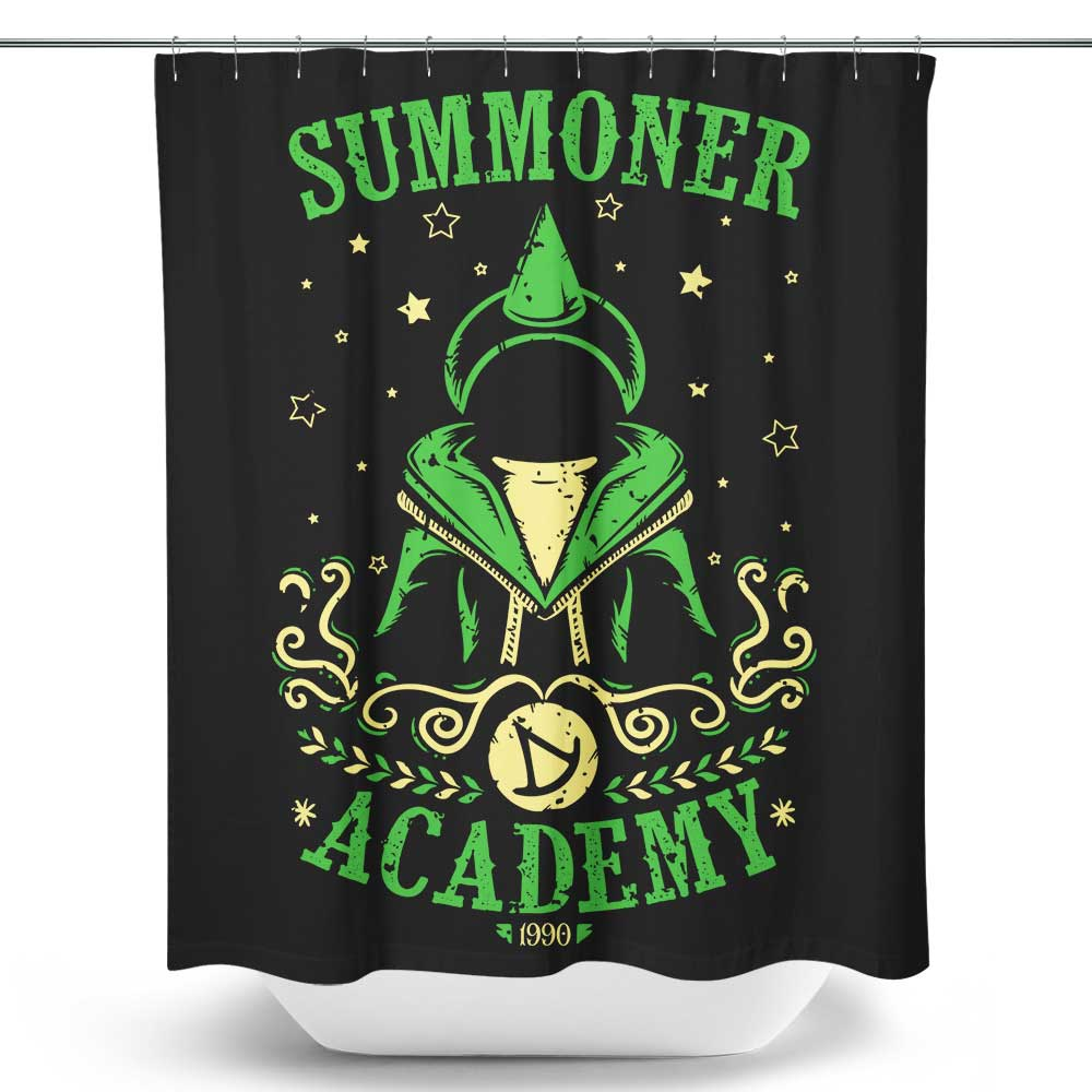 Summoner Academy - Shower Curtain