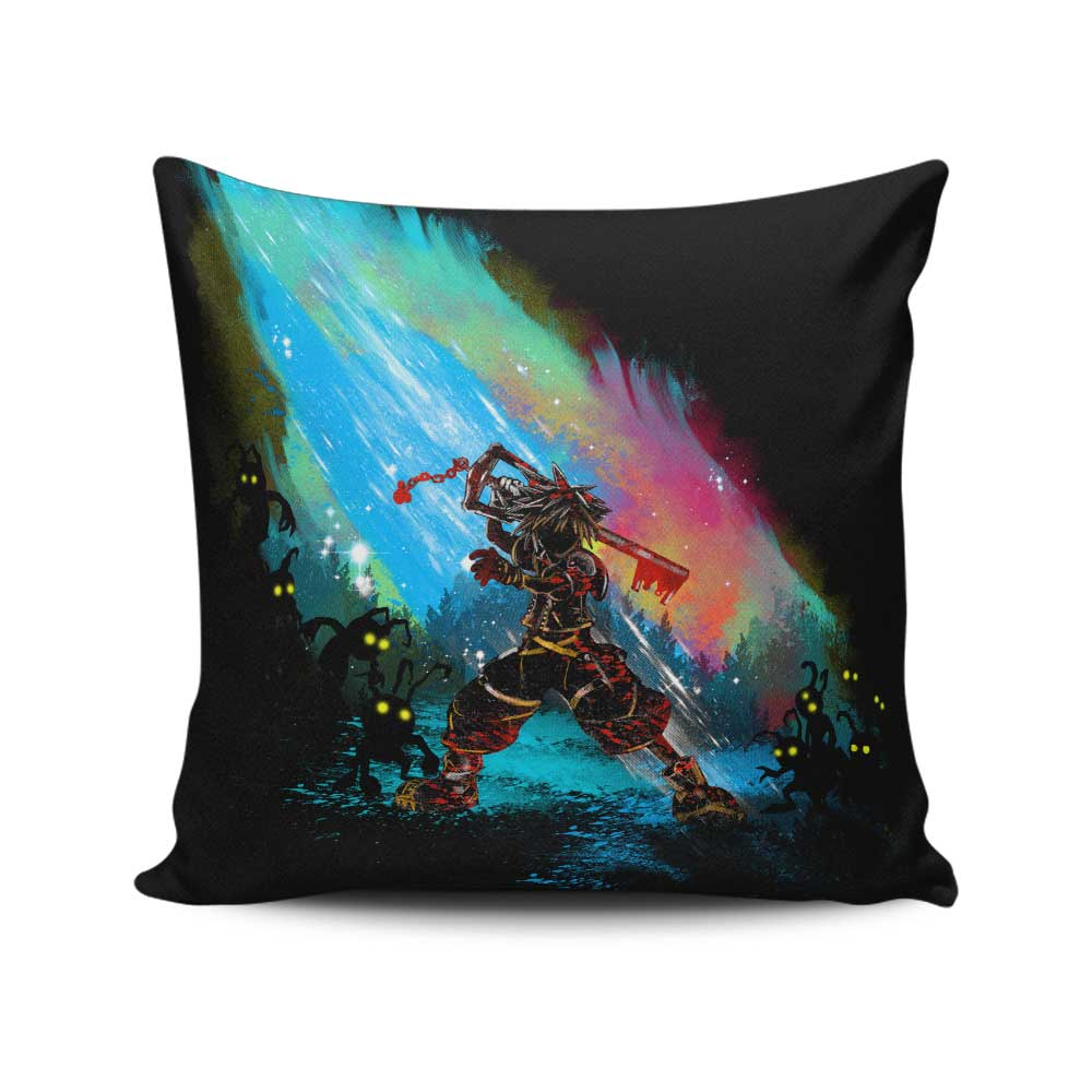 Sunset in the Kingdom - Throw Pillow