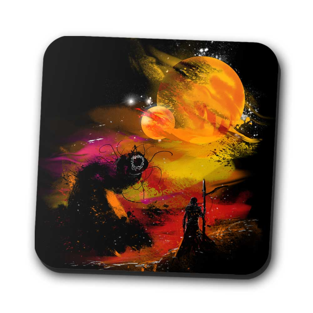 Sunset on Arrakis - Coasters