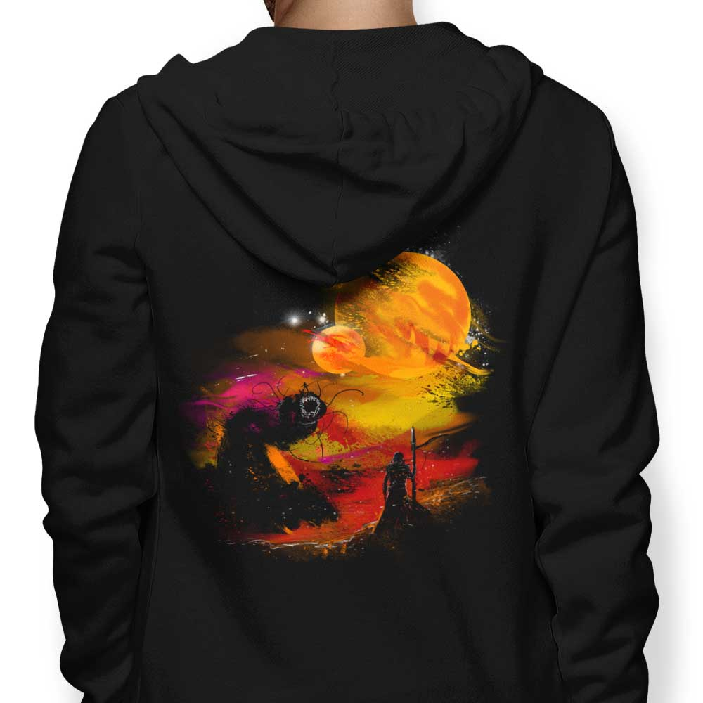 Sunset on Arrakis - Hoodie