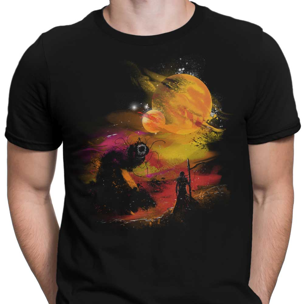 Sunset on Arrakis - Men's Apparel