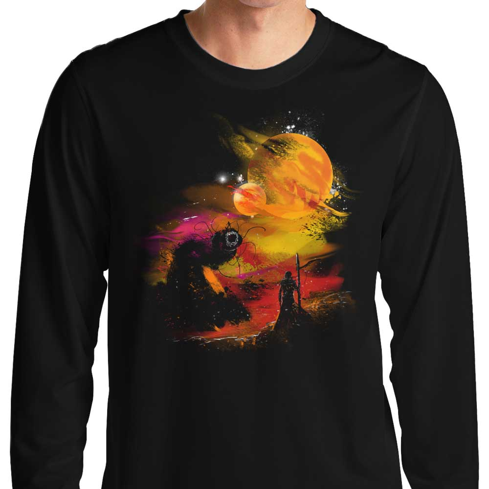 Sunset on Arrakis - Long Sleeve T-Shirt