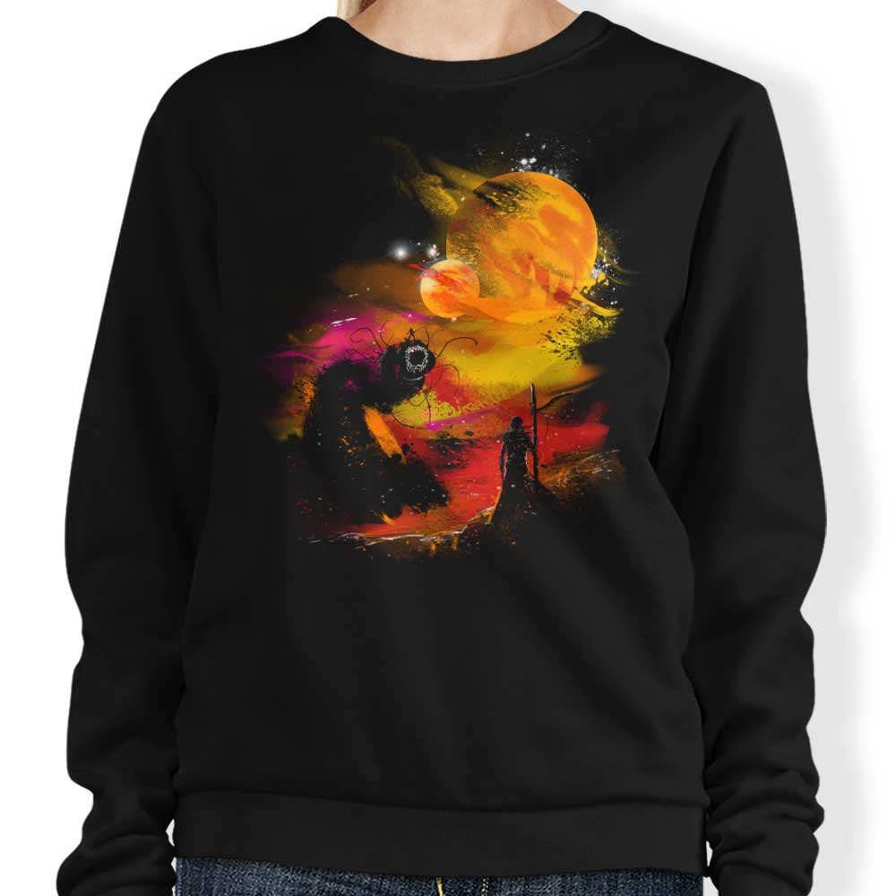 Sunset on Arrakis - Sweatshirt