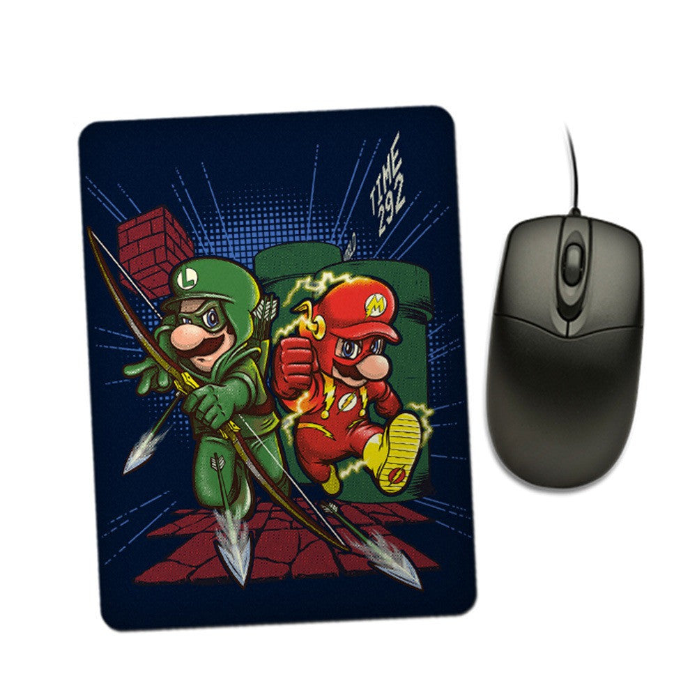 Super Suits - Mousepad