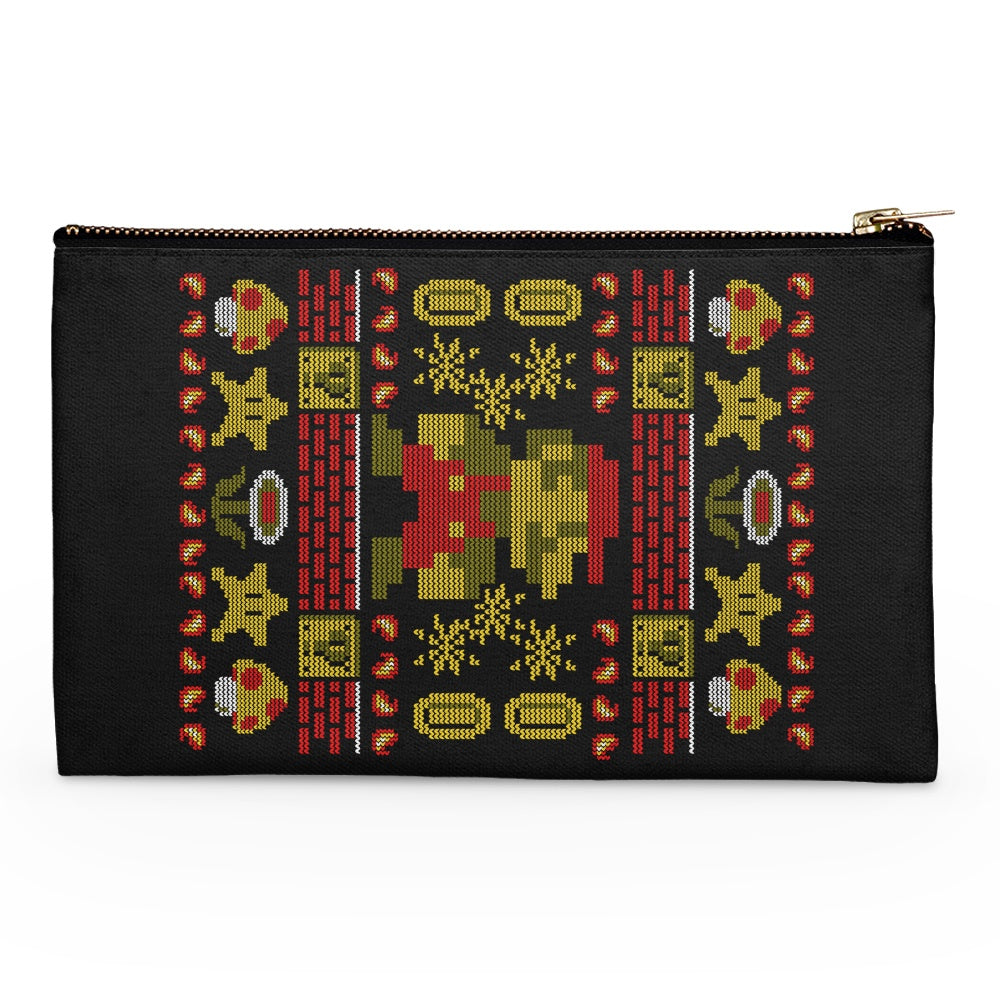 Super Ugly Sweater - Accessory Pouch