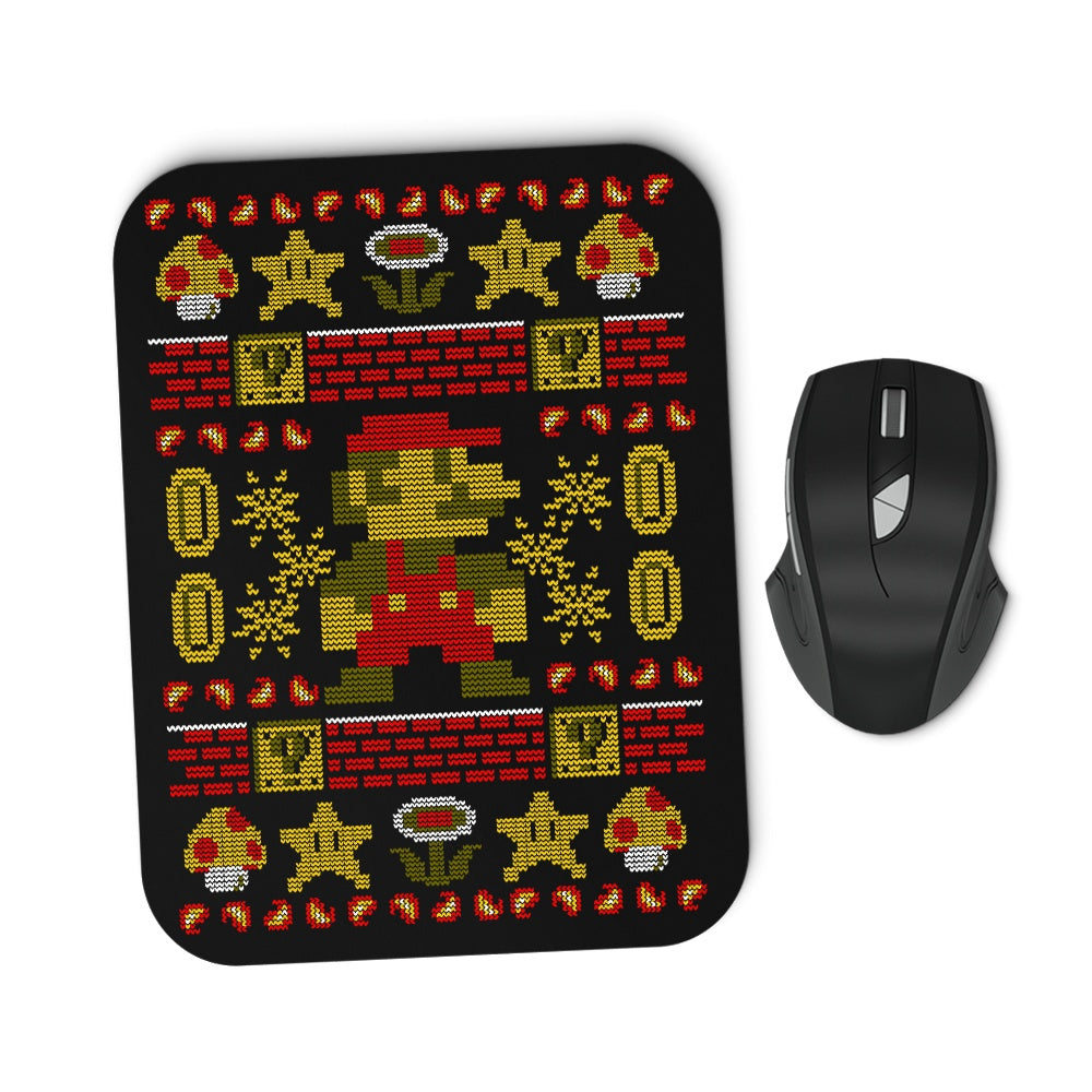 Super Ugly Sweater - Mousepad