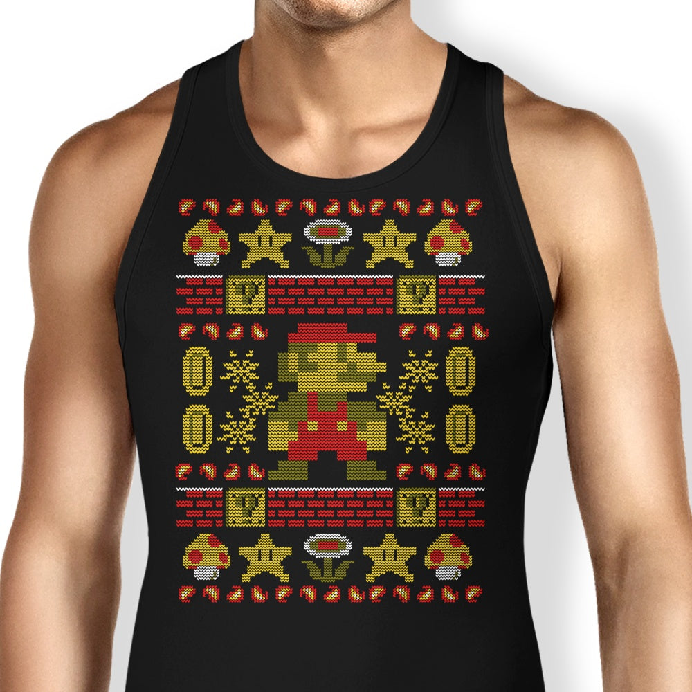 Super Ugly Sweater - Tank Top