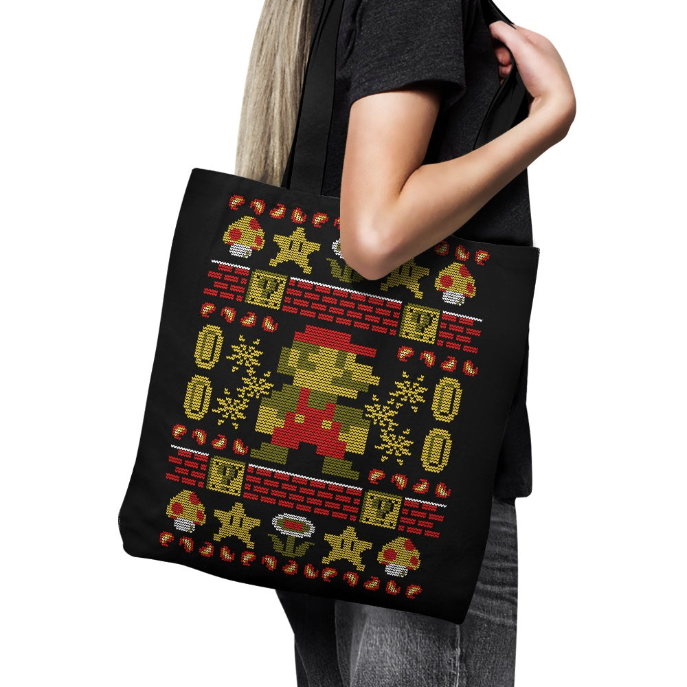 Super Ugly Sweater - Tote Bag