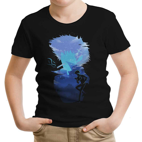 Swimming Bird Landscape - Youth Apparel