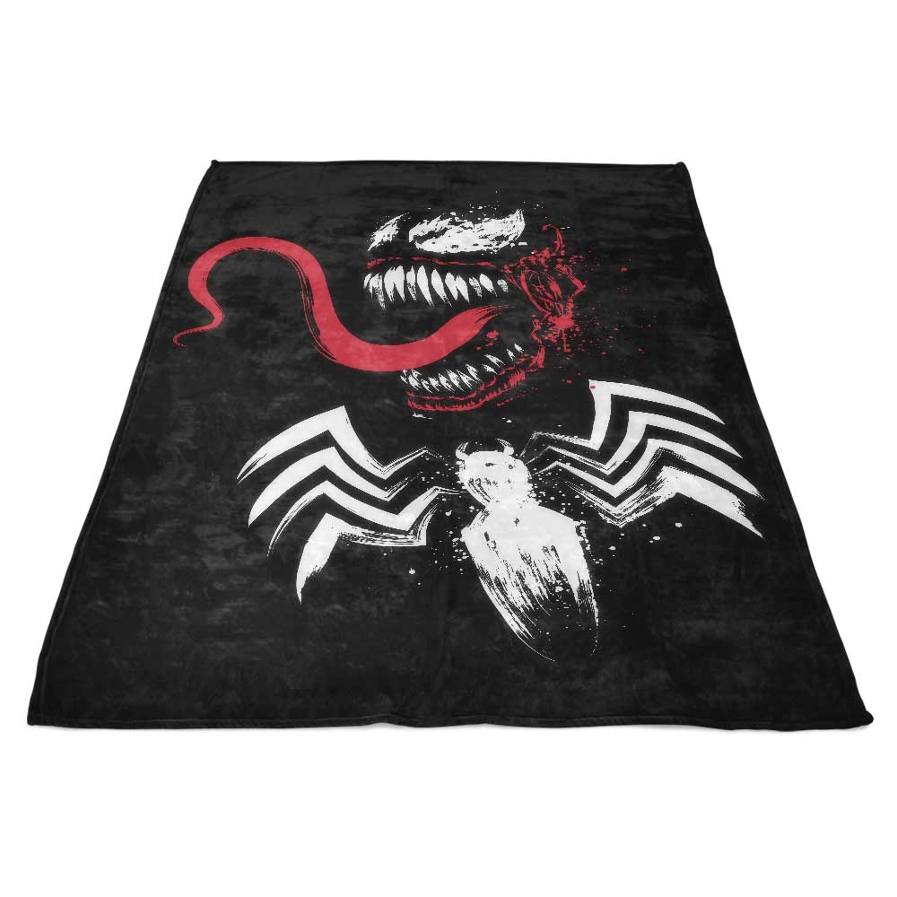 Symbiote - Fleece Blanket