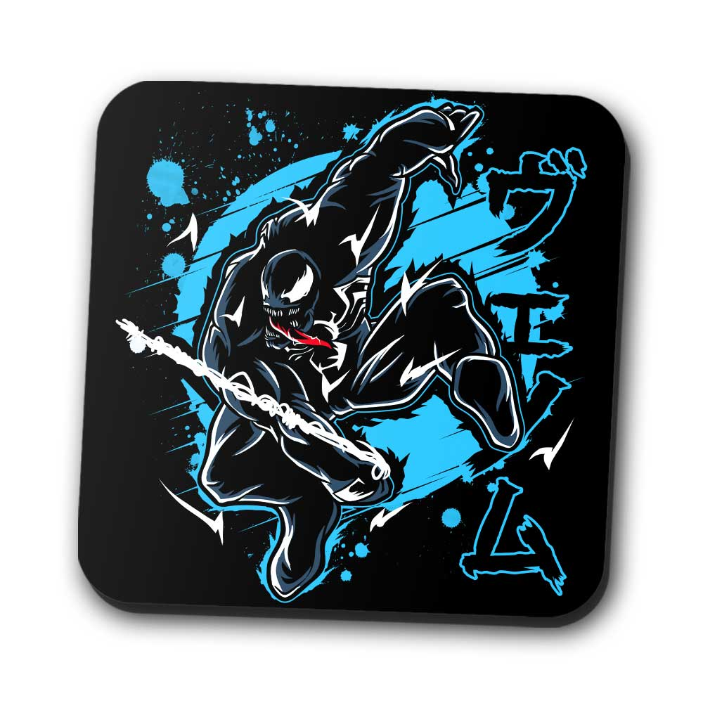 Symbiote Power - Coasters