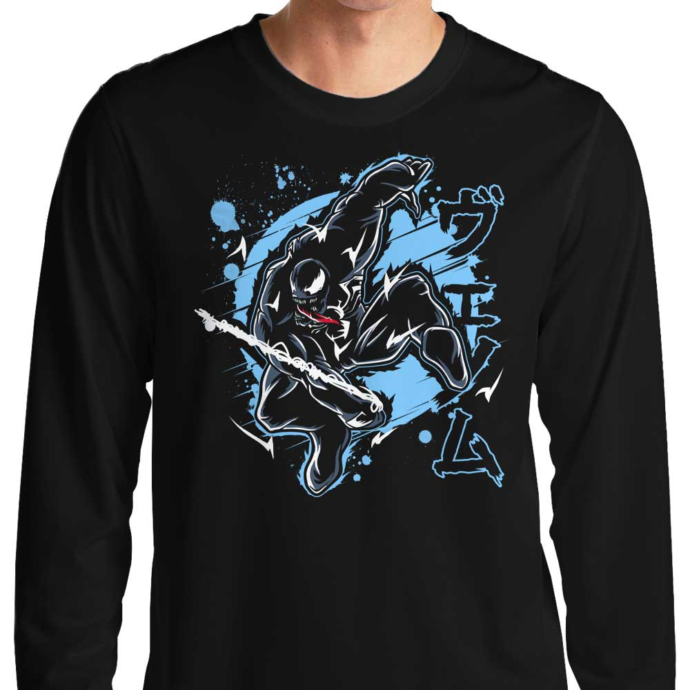 Symbiote Power - Long Sleeve T-Shirt