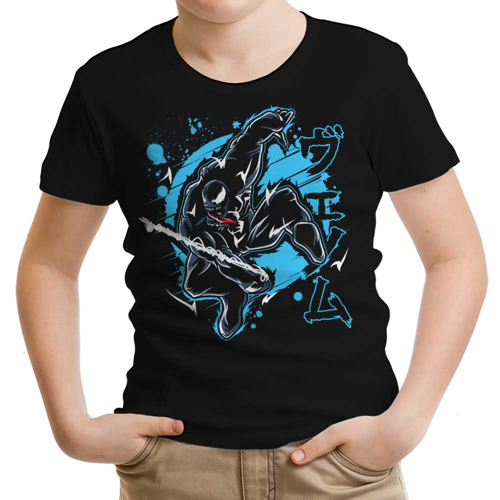 Symbiote Power - Youth Apparel