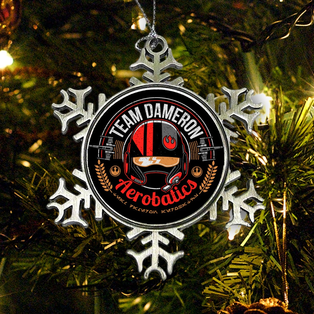 Team Dameron - Ornament