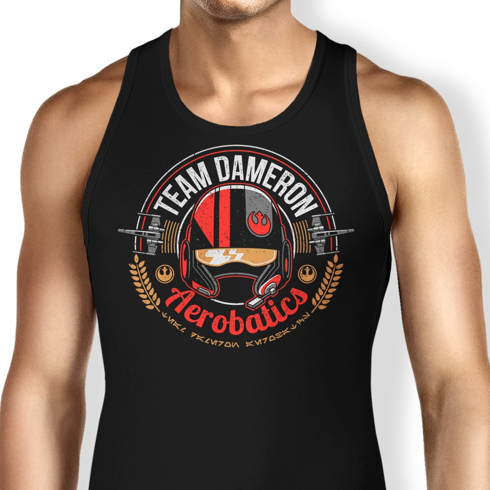 Team Dameron - Tank Top
