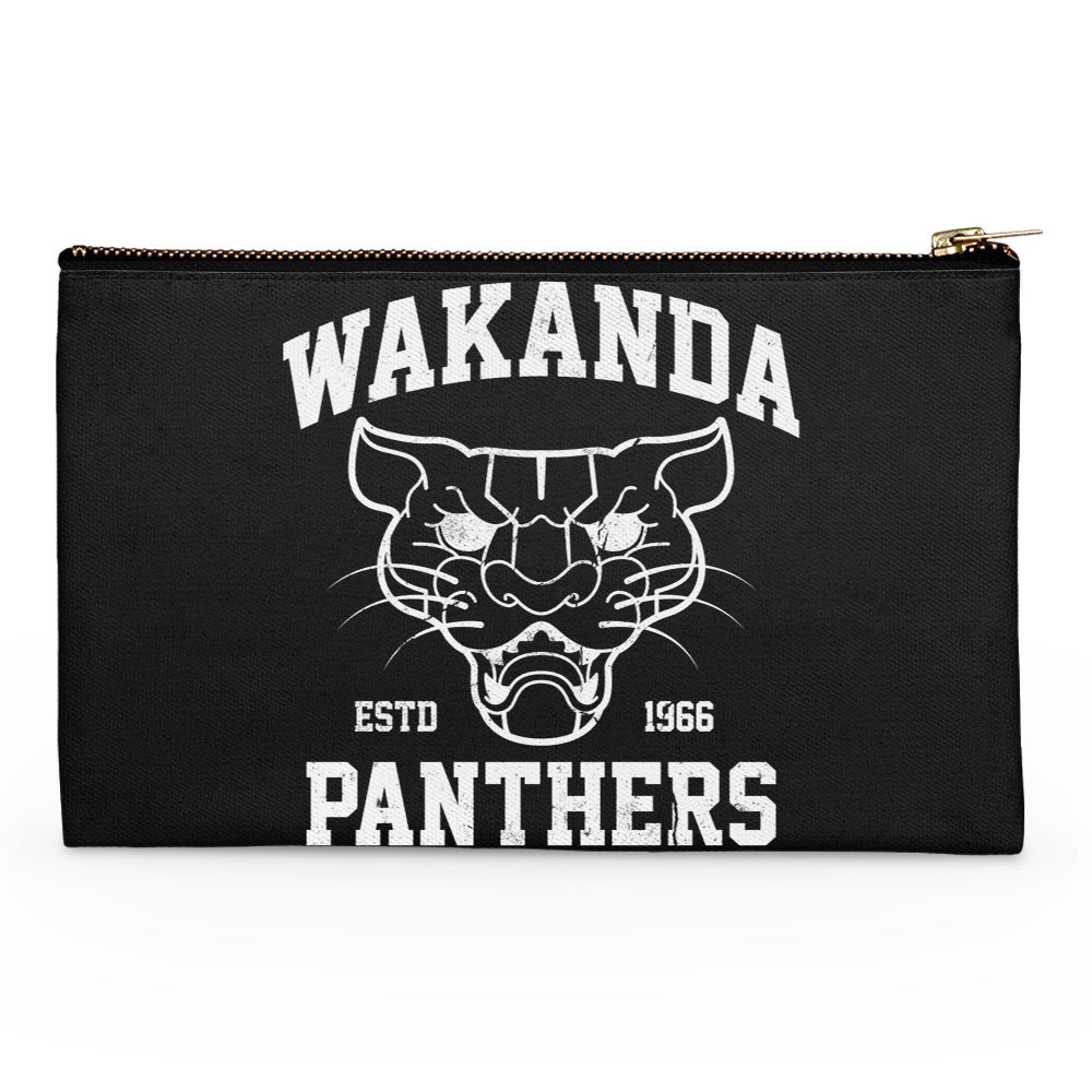 Team Panther - Accessory Pouch
