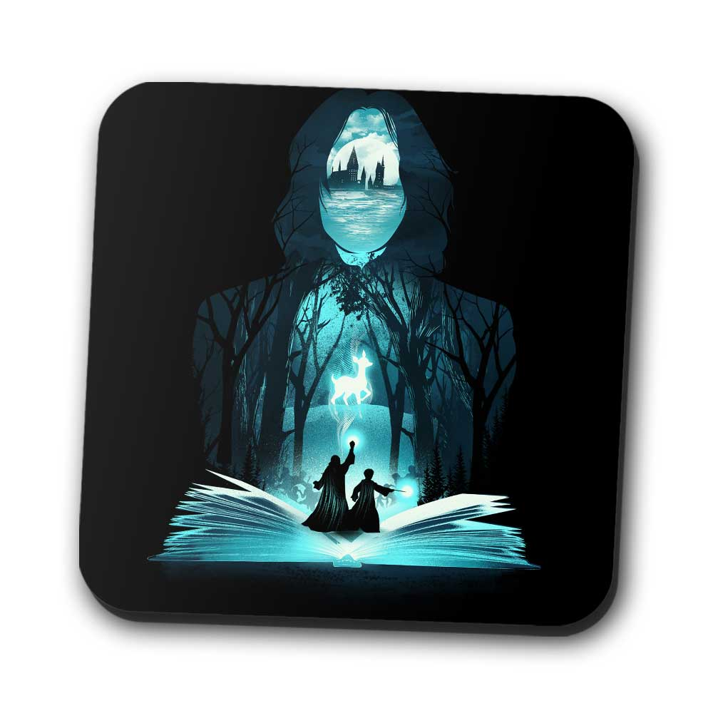 The 6th Book of Magic - Coasters