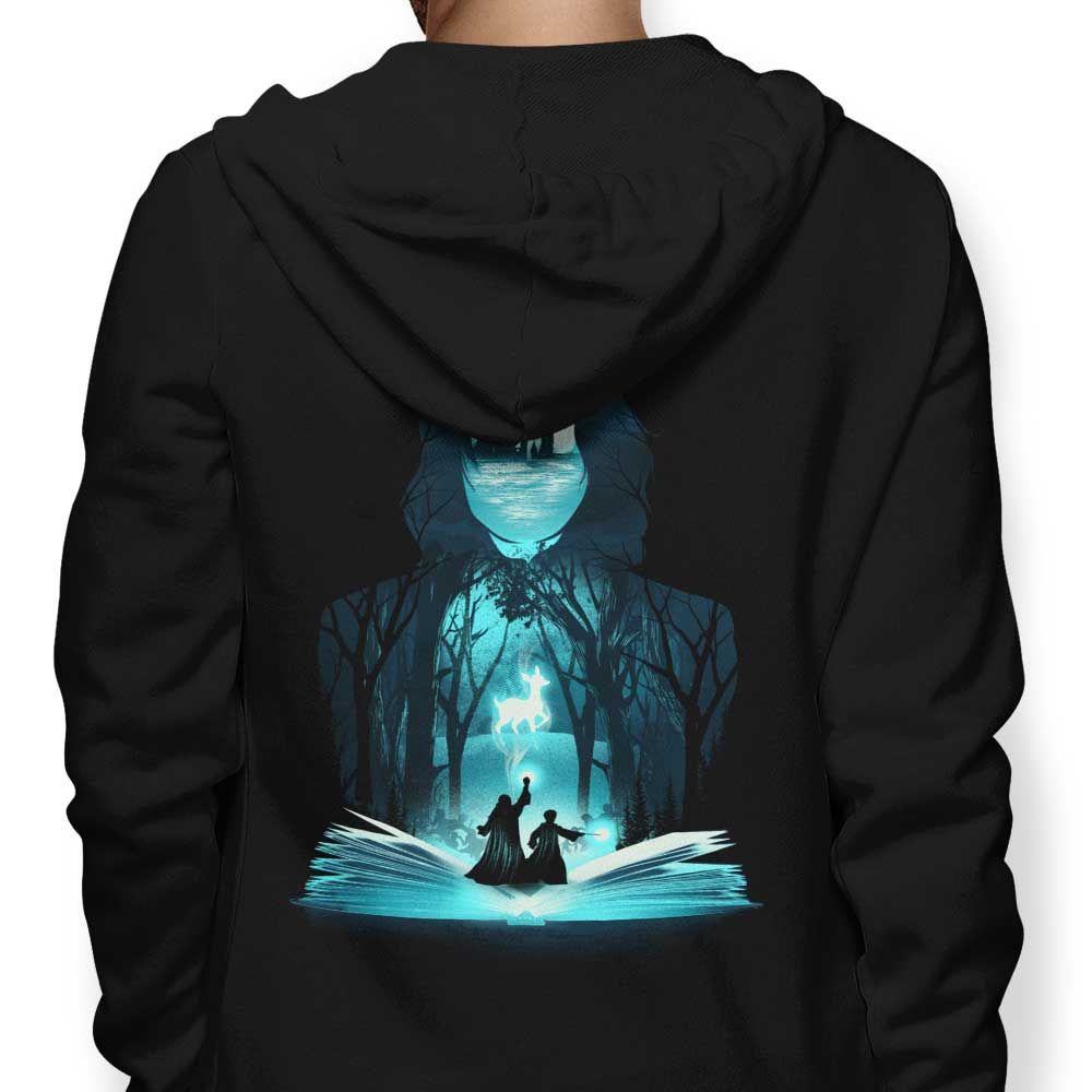The 6th Book of Magic - Hoodie