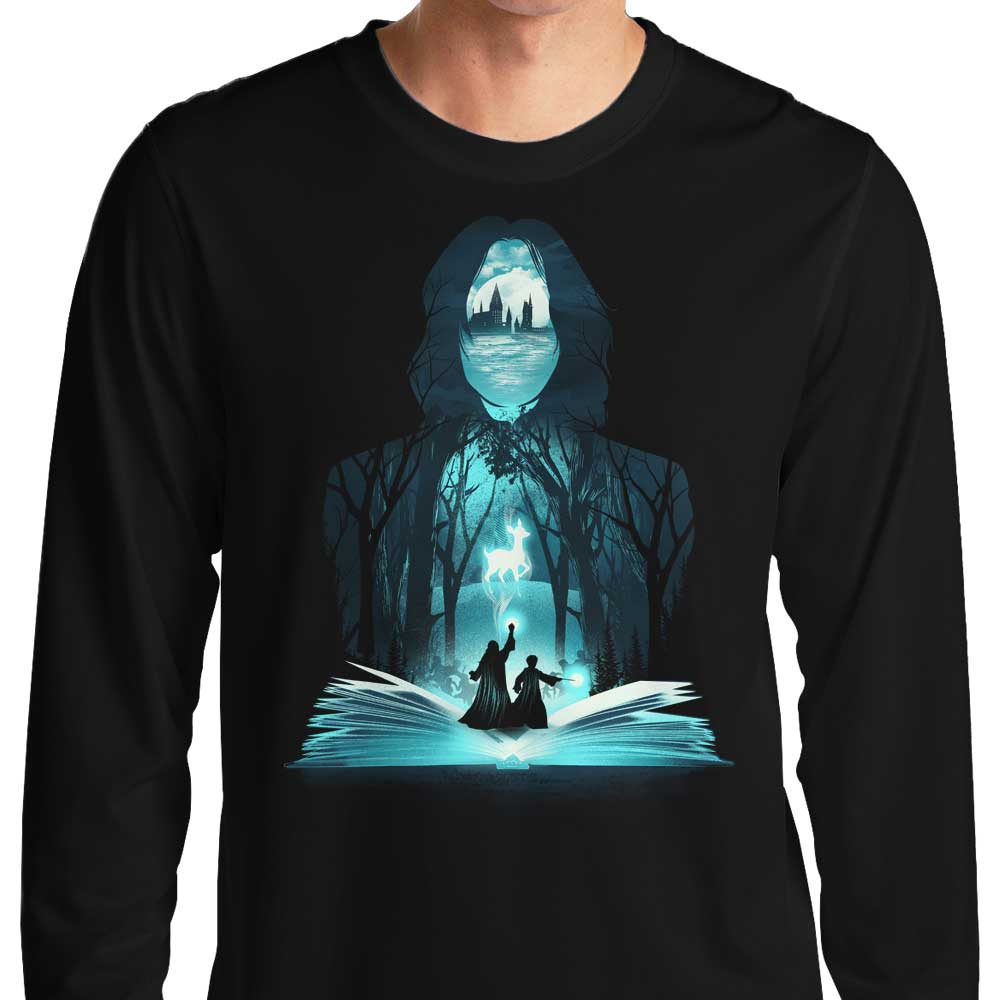 The 6th Book of Magic - Long Sleeve T-Shirt