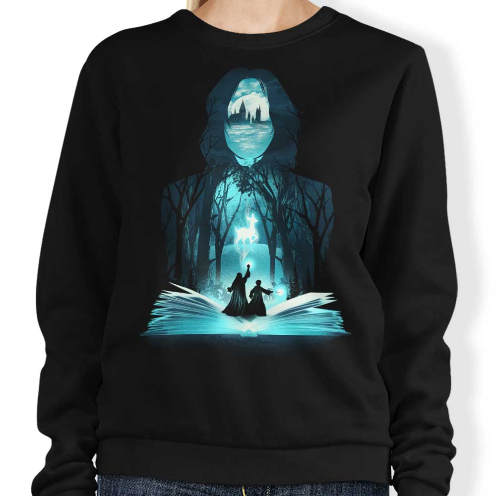 The 6th Book of Magic - Sweatshirt
