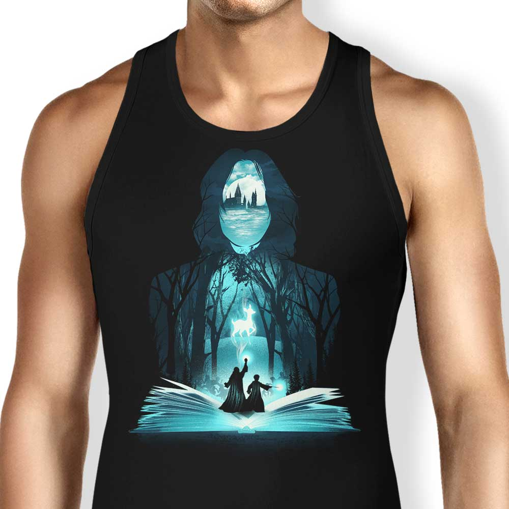 The 6th Book of Magic - Tank Top