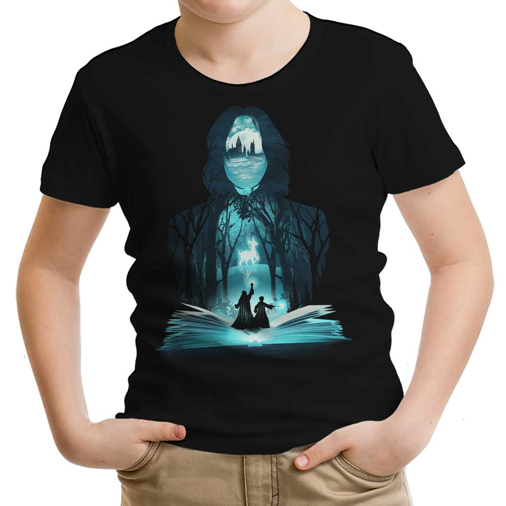 The 6th Book of Magic - Youth Apparel