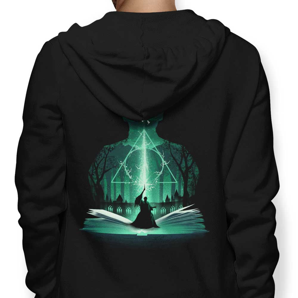 The 7th Book of Magic - Hoodie