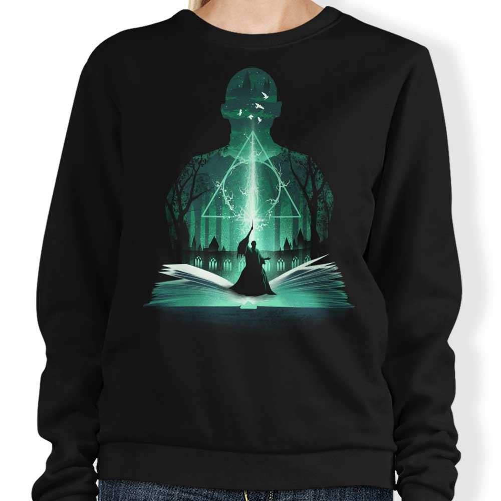 The 7th Book of Magic - Sweatshirt