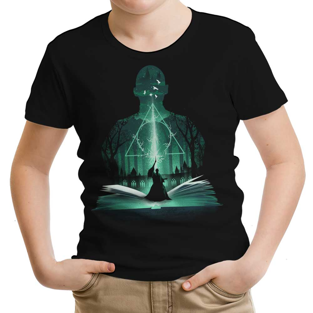 The 7th Book of Magic - Youth Apparel