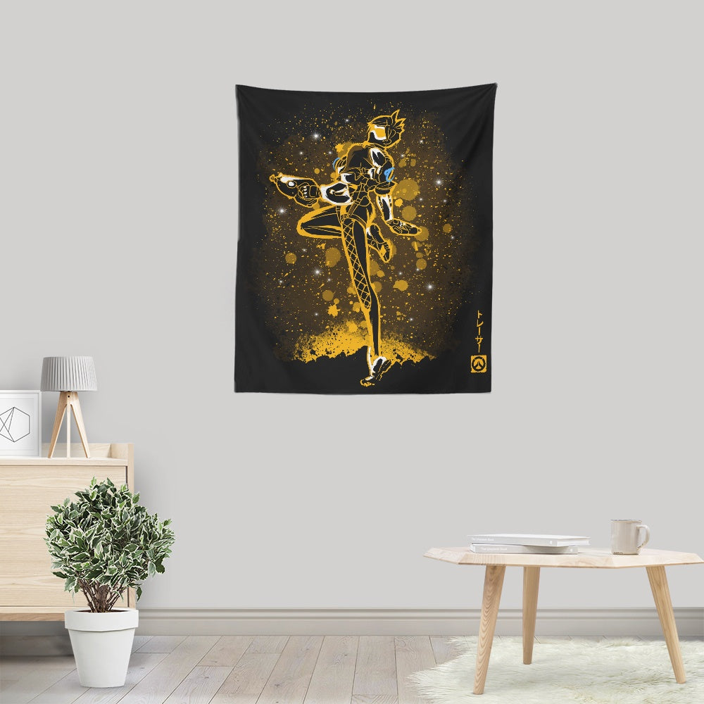 The Adventurer - Wall Tapestry